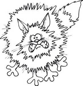 Scary Animal Coloring Pages Strashnye Zhivotnye Raskraski S Zhivotnymi Raskraski