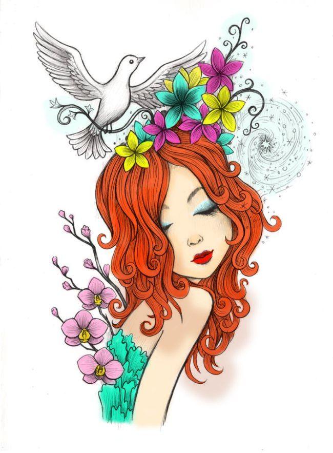 Антистресс раскраски для взрослых. Арт-терапия | Aurora ...