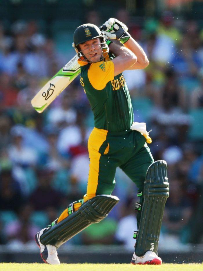 34: AB de Villiers - South Africa. | Ab de villiers, Ab de ...
