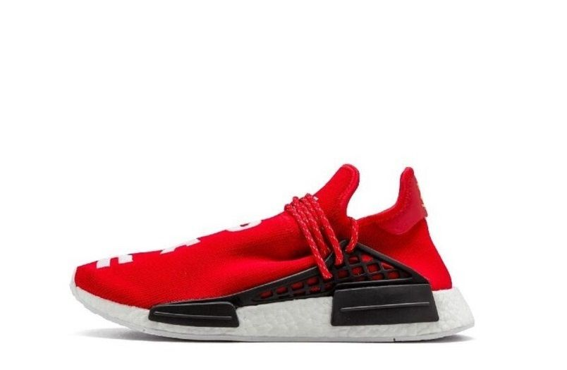 8e295a93781 Best Adidas PW Human Race NMD Replica Red BB0616 (1)