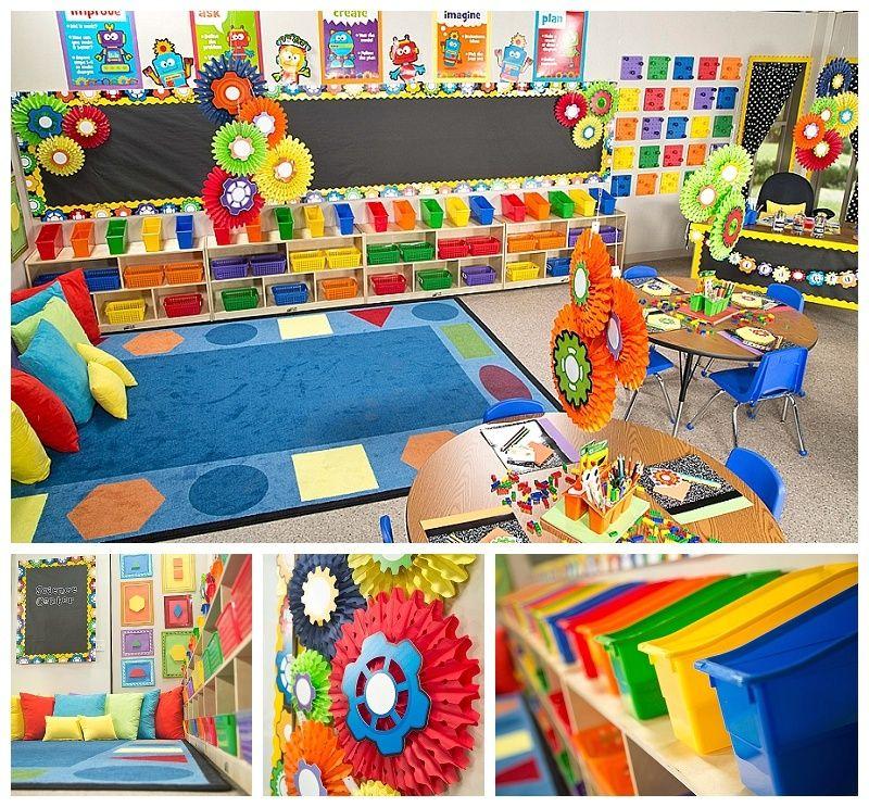Stem Classroom: Robotique, Maternelle