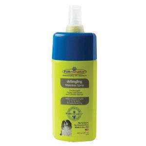 Furminator Detangling Waterless Dog Spray Shampoo Conditioner Petsmart Dog Spray Shampoo Dog Spray Furminator