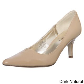 I have yet to get a nude pump.  Sam & Libby Women's 'Dovecot' Pointed Toe Pumps