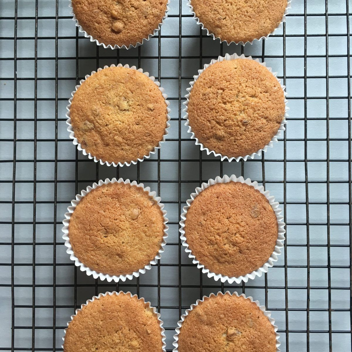 Maple Pecan Cupcakes… A Little Taste Of Canada
