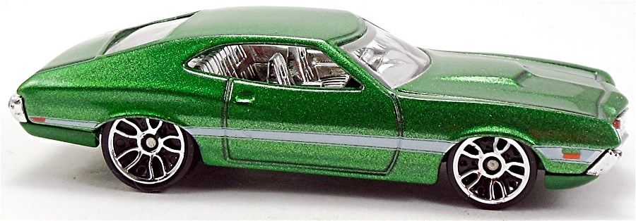Hot Wheels 72 Ford Gran Torino Sport Fast And Furious With Images