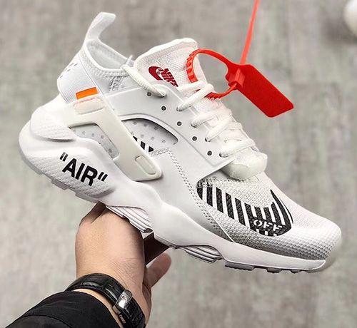 online store 3bb4f 2b62e OFF WHITE x Nike Air Huarache Ultra - Shoecolla