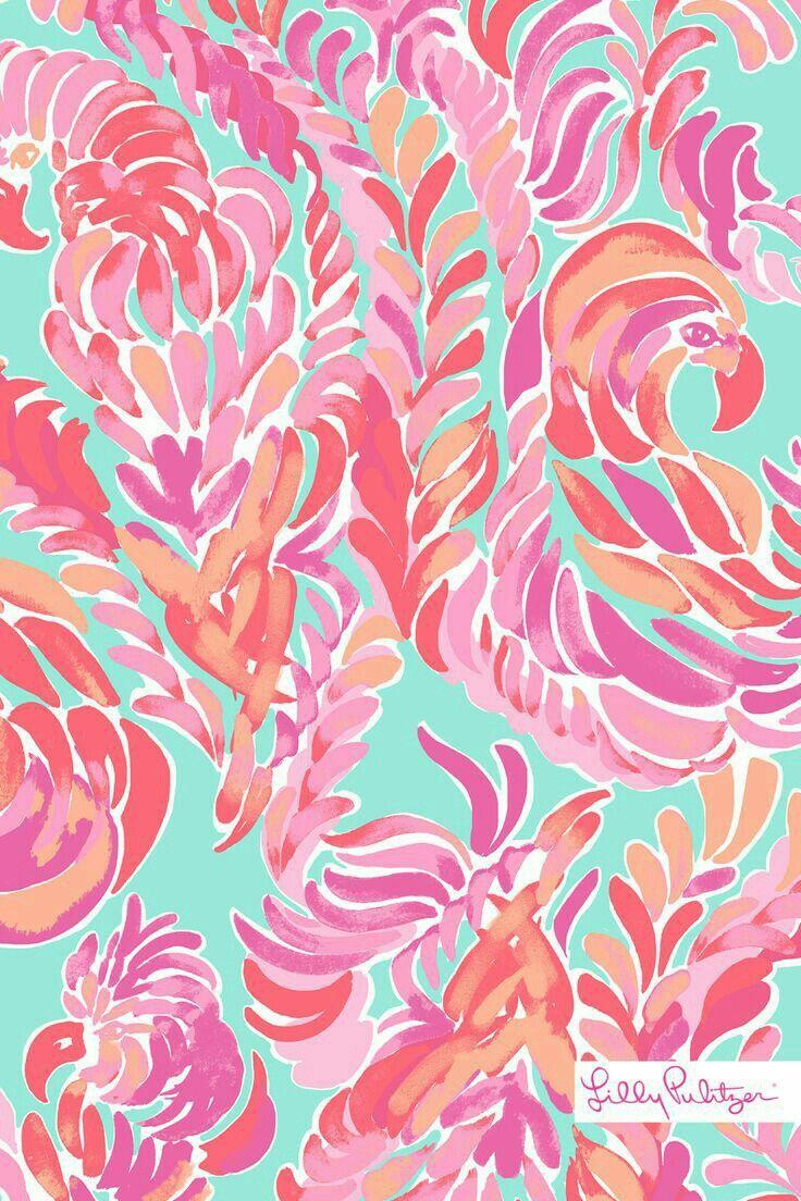 Pin by Brandi Slade on phone Lily pulitzer wallpaper