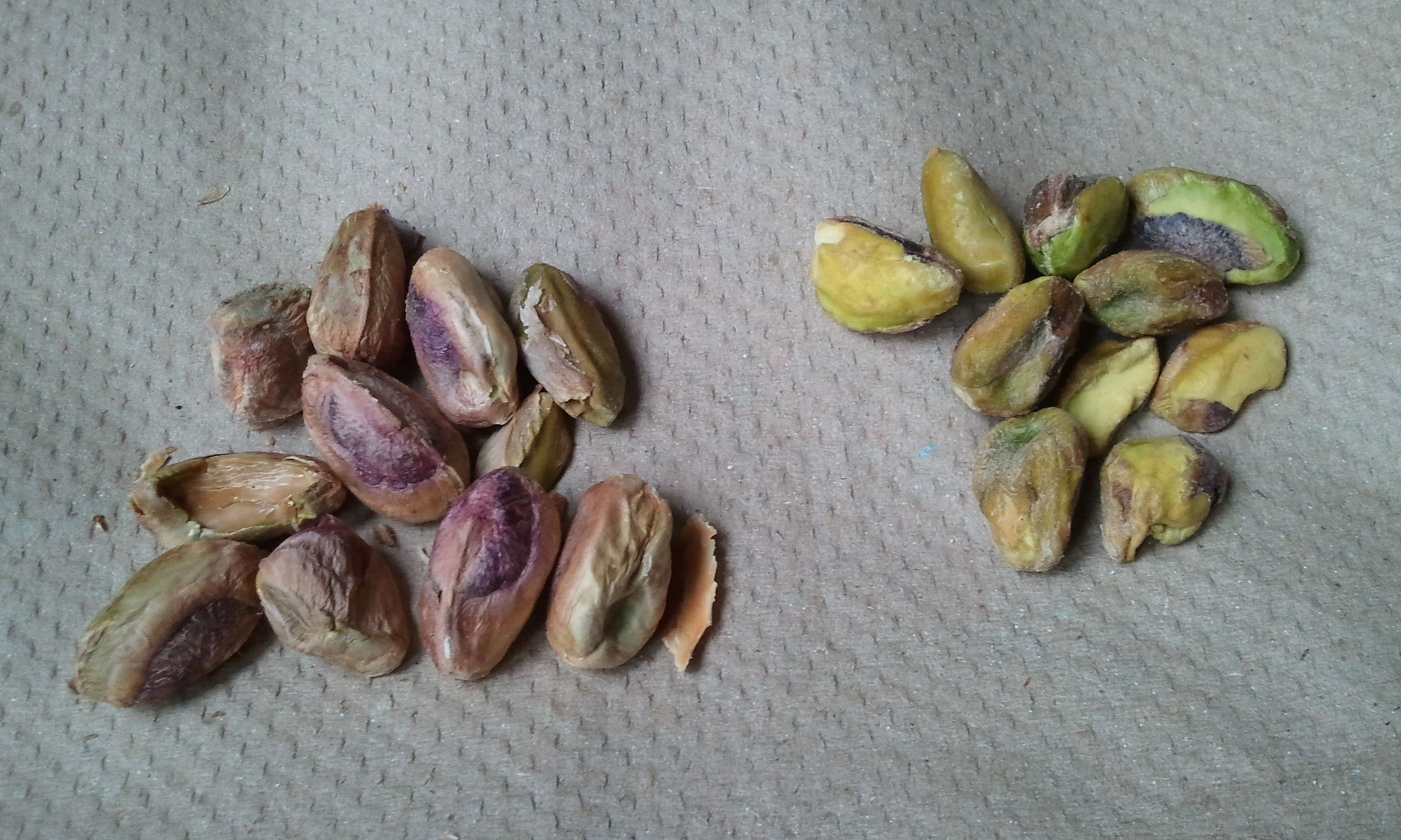 The Difference Between Dry Roasted And Raw Pistachios Can Be Extrapolated To Almonds Peanuts Etc Raw Nuts Are Less Prone Raw Nuts Raw Pistachios Pistachio