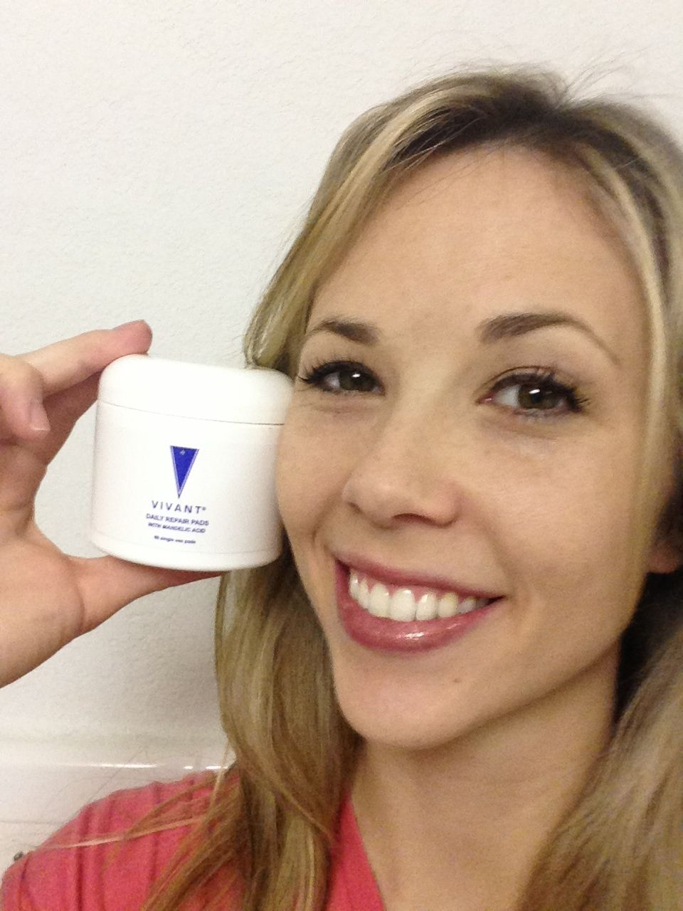 Vivant Daily Repair Pads The Best for clear skin