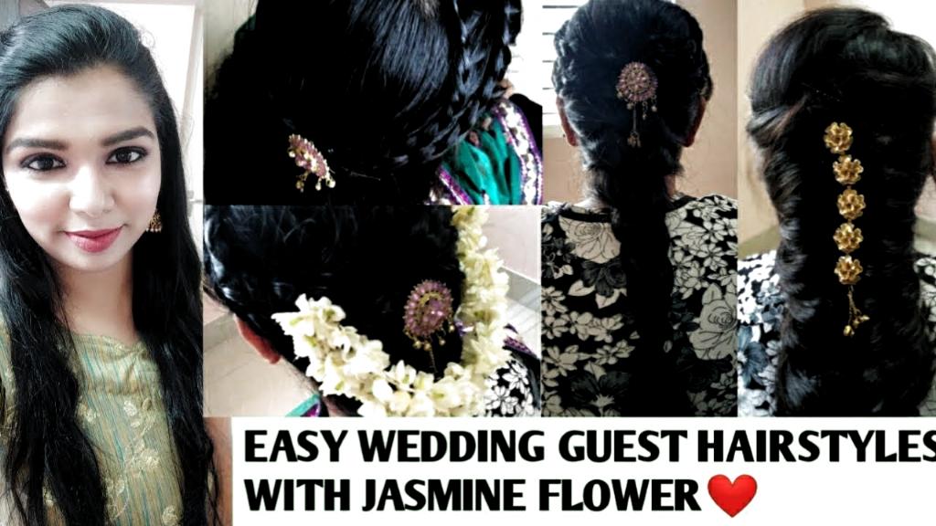 Hairstyles Indian Wedding Open Hairstyles Indian In 2020 Hochzeitsfrisuren Hochzeit Hochzeitsgast