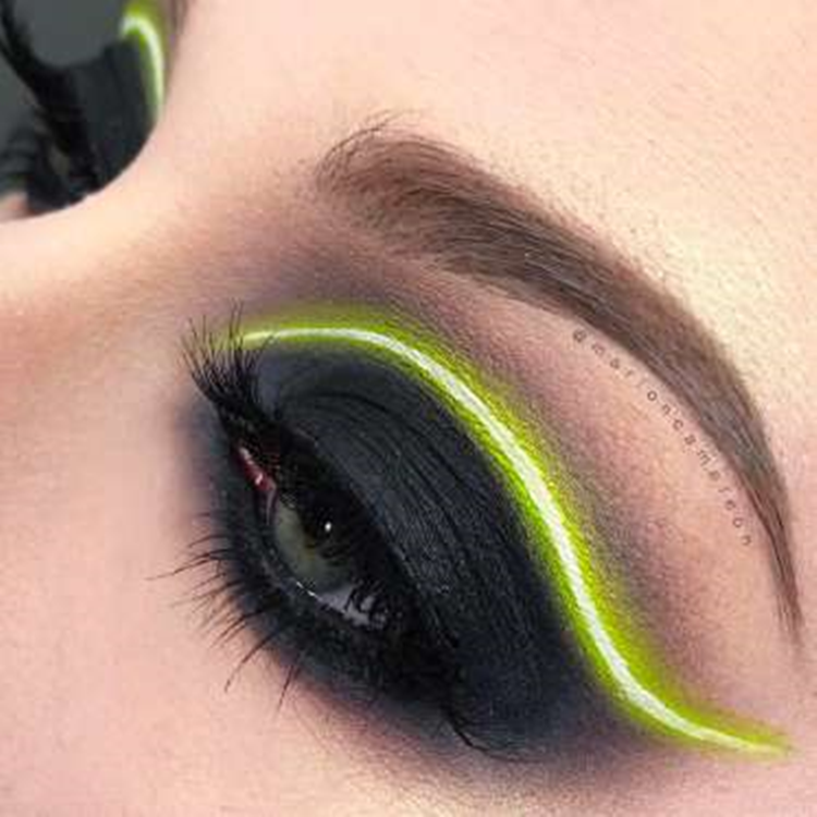 Photo of Alerta de tendencia: maquillaje neón