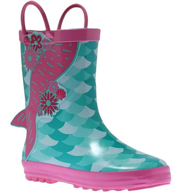 1fc0b1491 wootie rain boots | 2018 Sylvia's 6 birthday | Boots, Rain boots ...