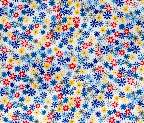 Liberty Fabric Tana Lawn fabric Ffion 5x10/'/' Yellow scrap
