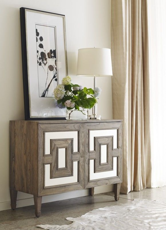 Brownstone Palmer Teak Accent Chest #brownstone #interiorhomescapes #chest #home #design #decor #furniture