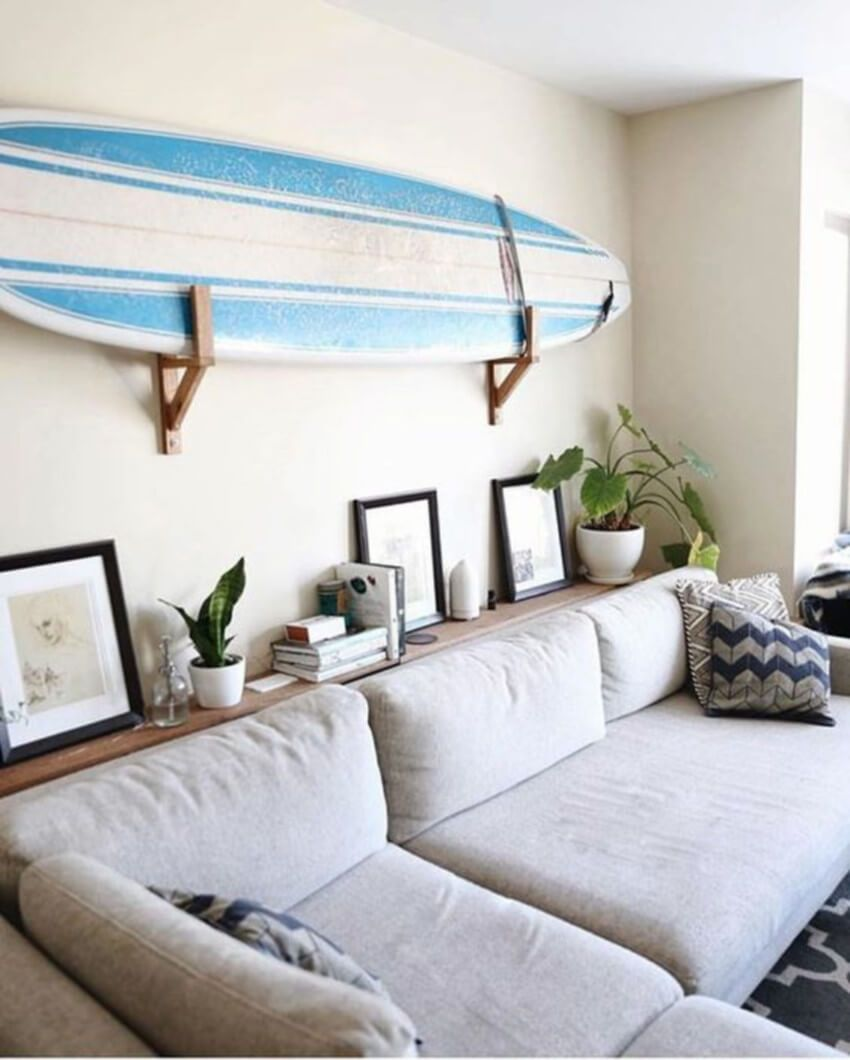 Photo of Have You Seen this Surfboard Decor Trend Yet?