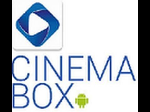 CinemaBox ad free apk Cinema box, Youtube, Nintendo wii