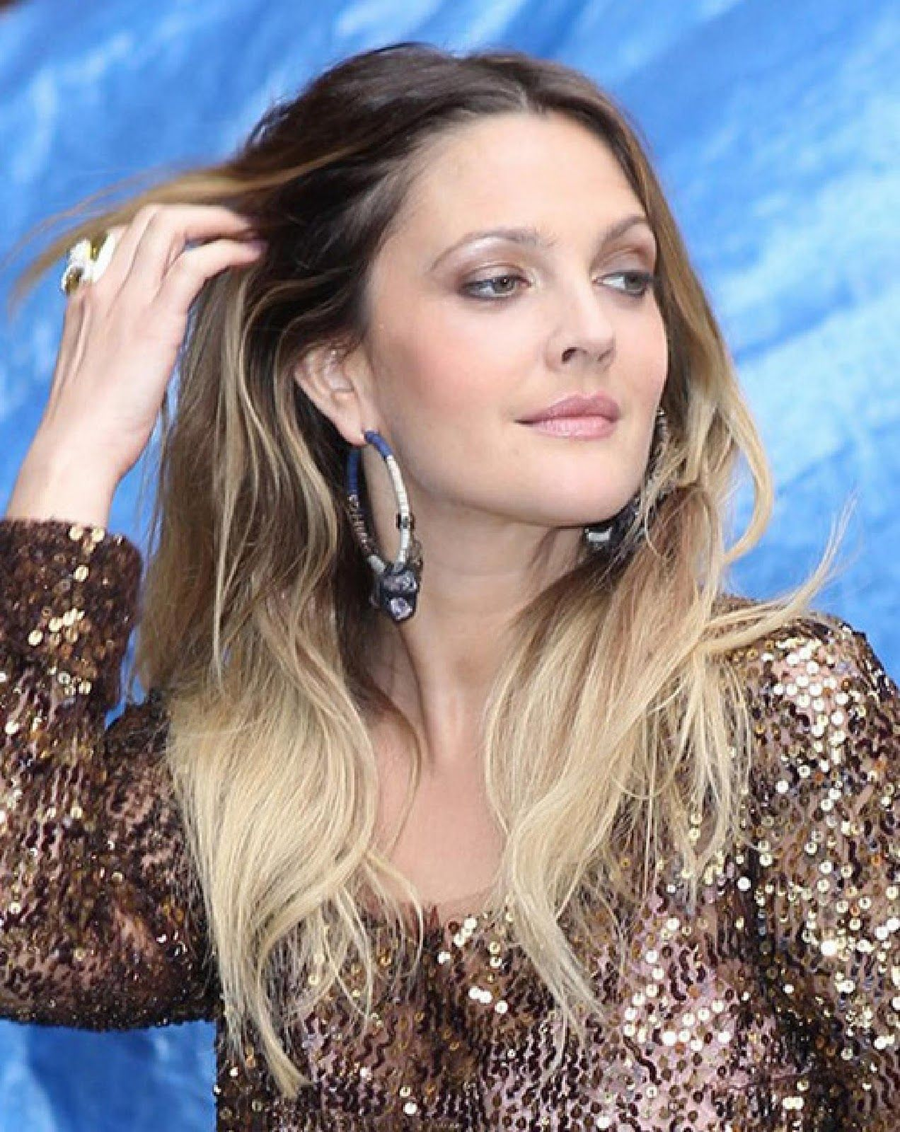 Ombre Hair Eventually One Day Some Also Drew Barrymore Seems Like Such A Peach