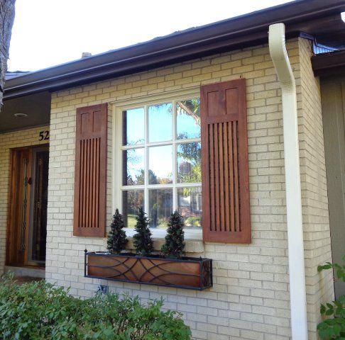 A Gallery Of Customer Shutters Window Shutters Exterior Shutters Exterior House Shutters