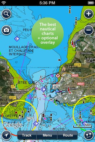 Navionics, The World's TopSelling Marine Apps & Maps