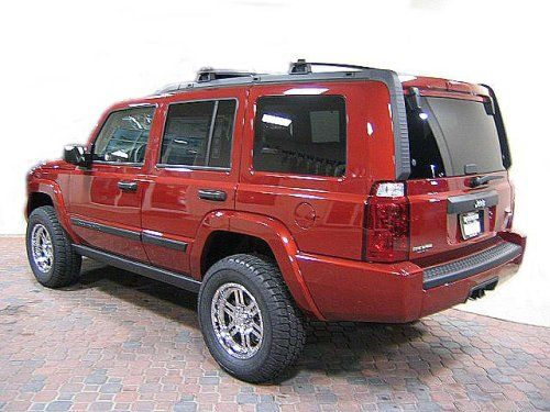 Jeep Commander Lift Kit Rocky Road Outfitters Jeep Commander