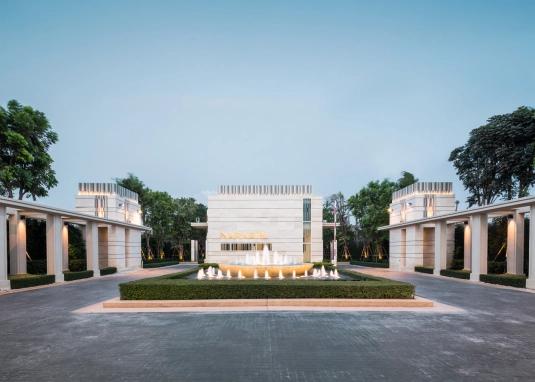 LAB Narasiri 07 in 2020 Landscape design, Modern