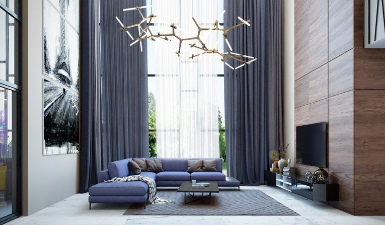 GET A TASTE OF YUNAKOV DESIGN ECLECTIC INTERIOR See More Inspiring Articles At