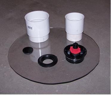 Store Radon Mitigation Sump Sump Pump Cover