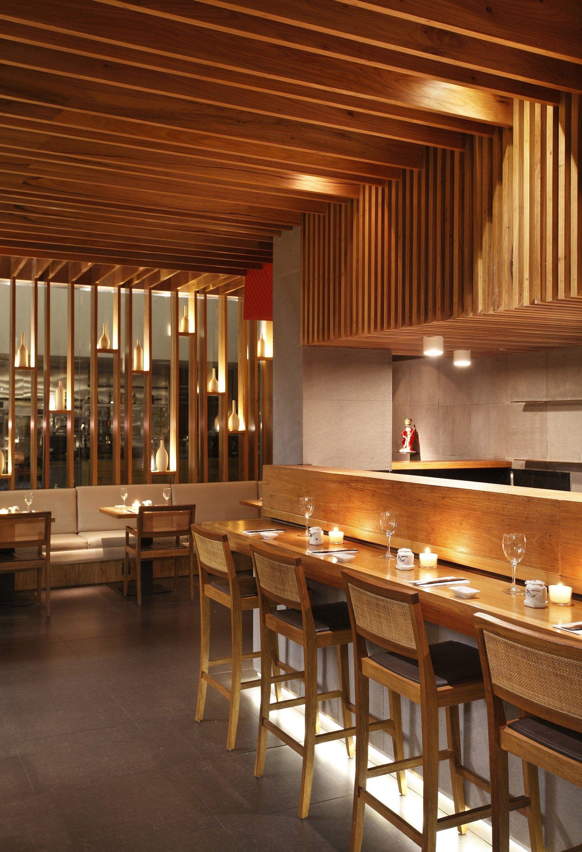 Kotobuki restaurant architects ivan rezende