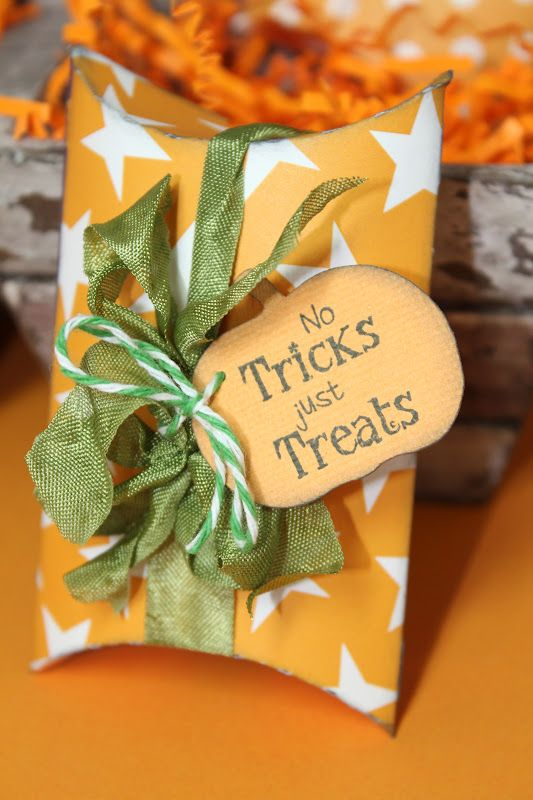 My Craft Spot cute pillow box idea | cards | Pinterest | Halloween on halloween invitations, halloween candy box, halloween treat cups, halloween soap box, halloween cricut, halloween wreath,
