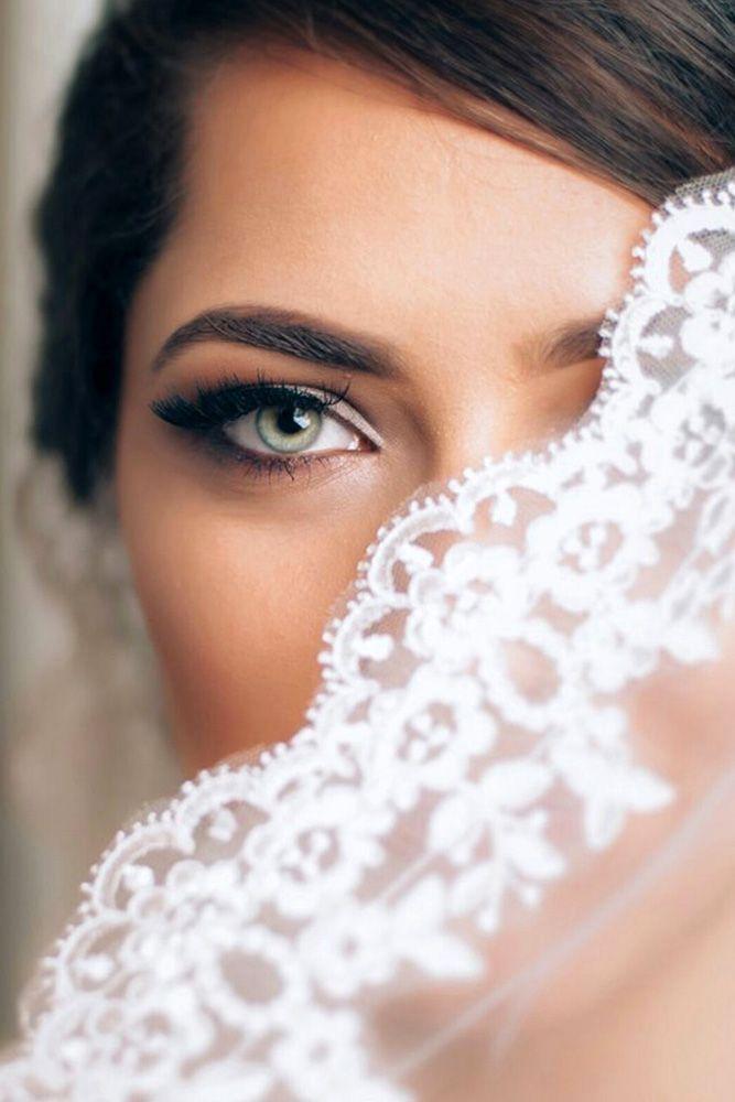 25 ATTRAKTIVE BRAUT-MAKEUP-IDEEN #bridepictures