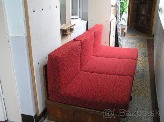 ponúkam na predaj gauč - 1