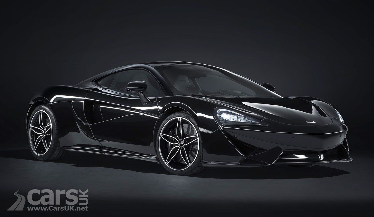 Mclaren 570gt Mso Black Collection The 570gt Moves To The Dark Side Cars Uk Mclaren Sports Car Sports Car Cool Sports Cars