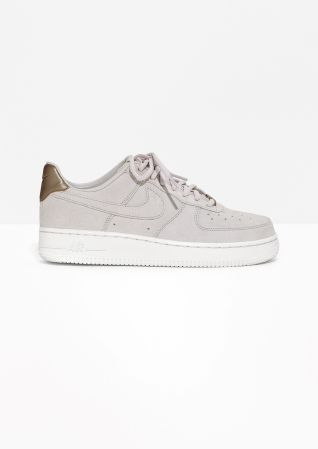 new arrival e66cb 788ef Other Stories   Nike Air Force 1  07 Prm Suede