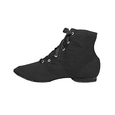 87b2670661c10 14.99] Shall We® Women's Jazz Shoes Canvas / Leatherette Boots Non ...