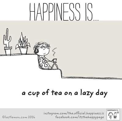 food & drinks | Happiness is    | Happy quotes, Cute happy quotes