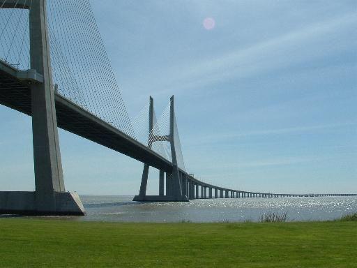 Ponte Vasco da Gama - Lisboa - Portugal