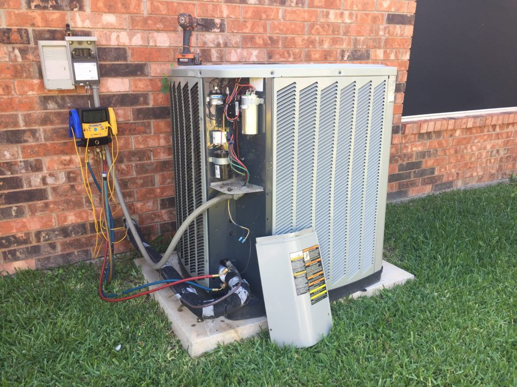 Get our services in Fort Worth for heating and air