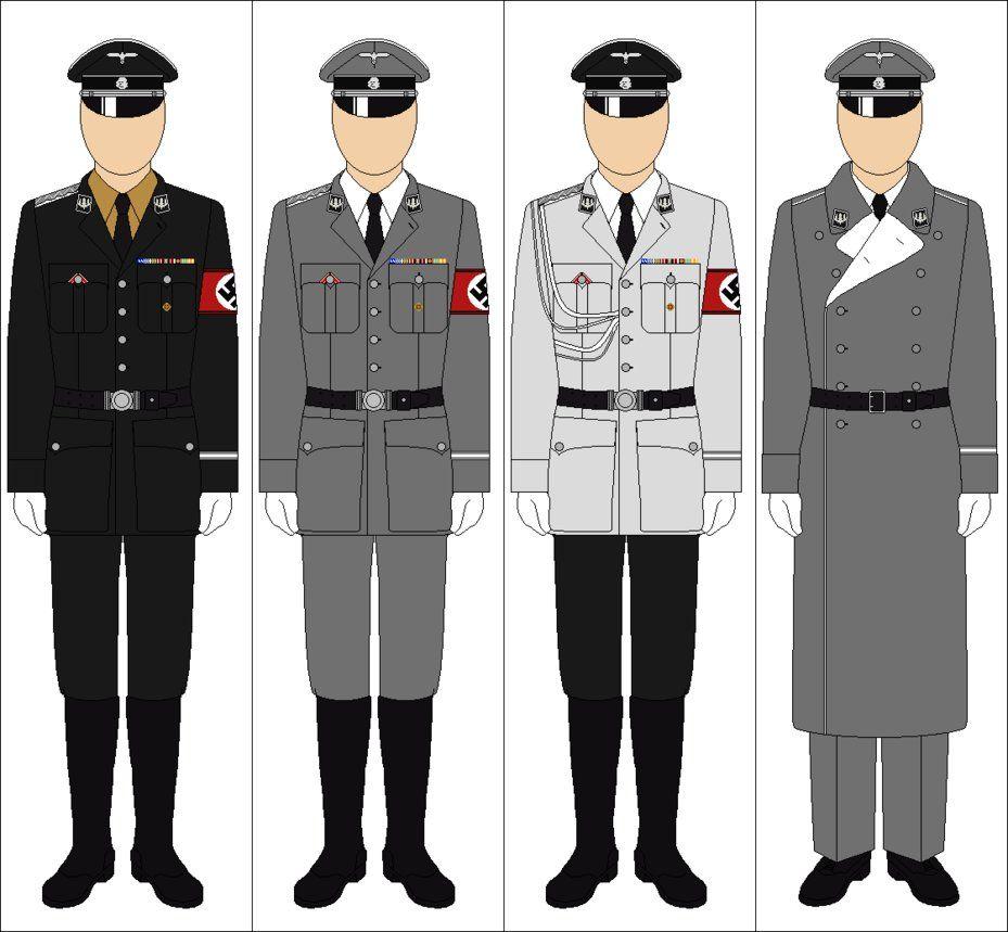 ''Heinrich Himmler'' By Tounushifan On DeviantArt