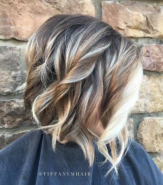 31 Cool Balayage Ideas For Short Hair Stayglam Short Hair Color Hair Styles Short Hair Balayage