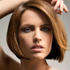 Wondrous Blunt Hair Style Longskerries Com Short Hairstyles Gunalazisus