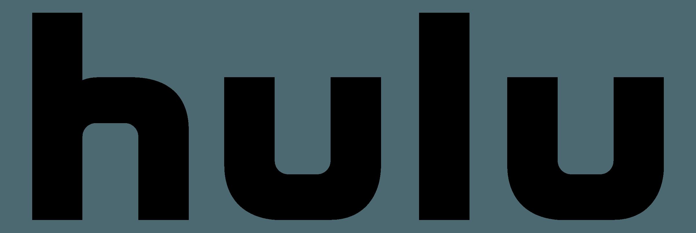 Hulu Logo Black Logos Black Company Hulu