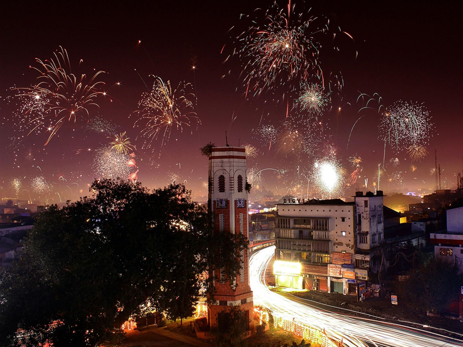 Photo of the Day National geographic photos, Fireworks