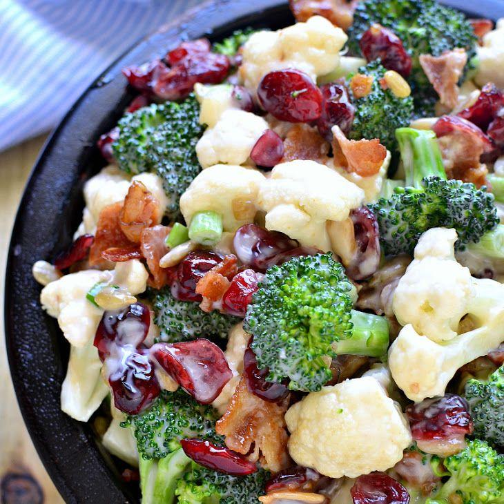 Broccoli Salad Recipe Genius Kitchen