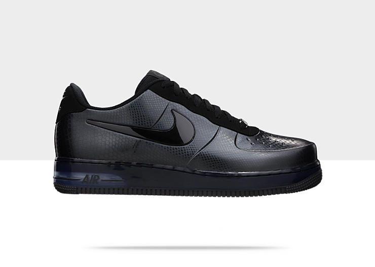 nike air force 1 foamposite pro low black snake
