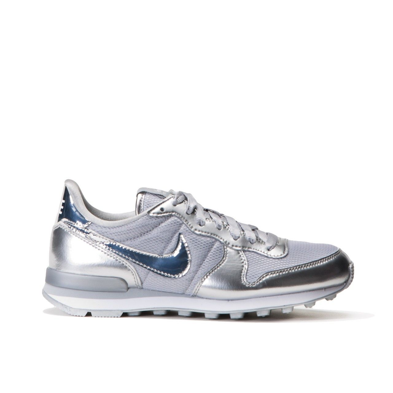 nike internationalist damen metallic