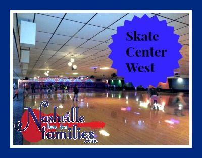 Skate Center West In Murfreesboro Nashville Fun For Families Skate Center Fun Indoor Family