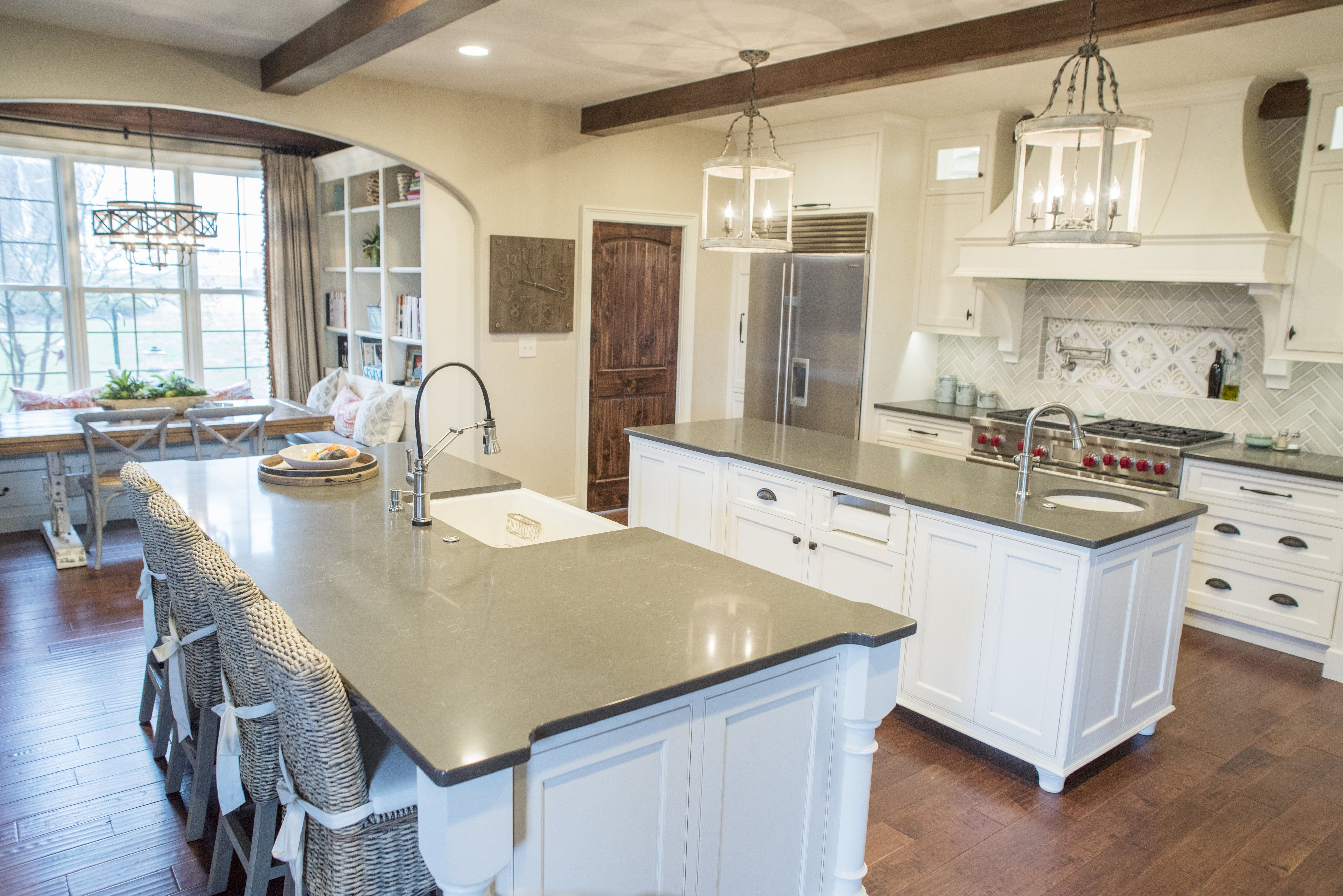 Crystal Cabinets | Kitchen remodel, Custom kitchen ...