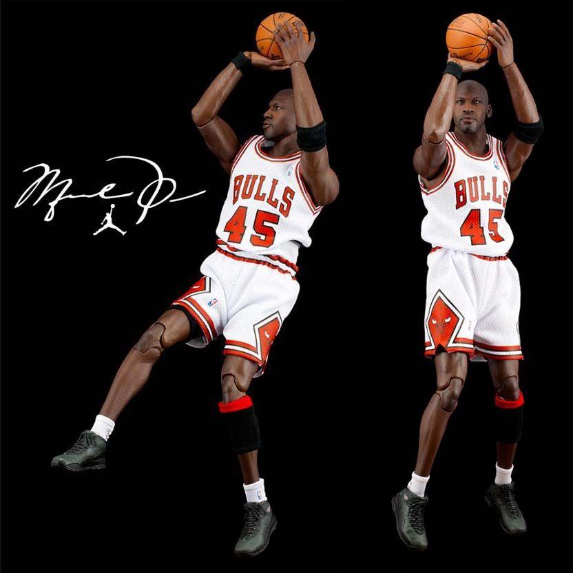 innovative design cb881 4d28d Enterbay Michael Jordan #45 NBA Chicago Bulls Limi ...