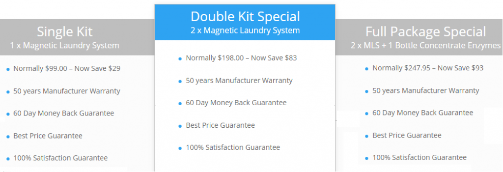 Water Liberty Discount Code To Save 93 On Magnetic Laundry System