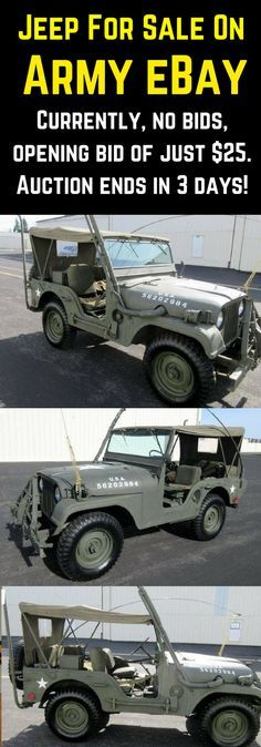 Military eBay - Get Your Ex-Military Equipment & Vehicles